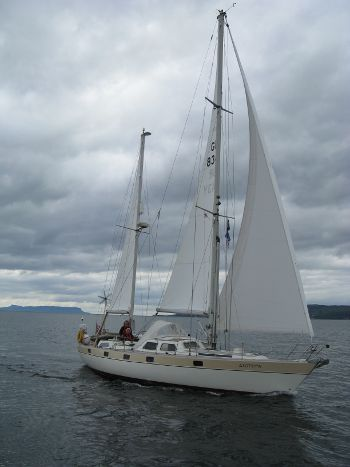 In Boom Reefing System - Jeckells The Sailmakers